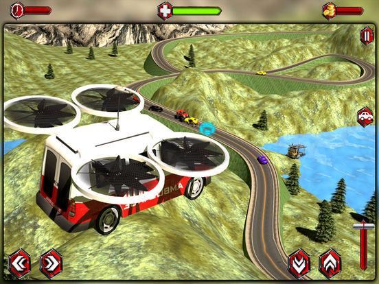 Drone Ambulance Rescue Sim by WAQAS AKRAM