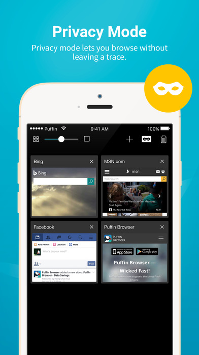 Puffin Browser Pro IPA Cracked for iOS Free Download