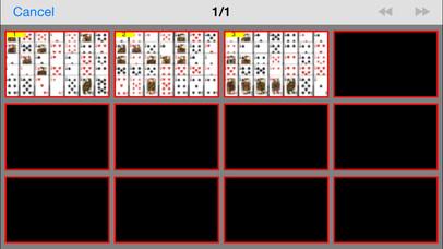 Golf Solitaire PVD Screenshot on iOS
