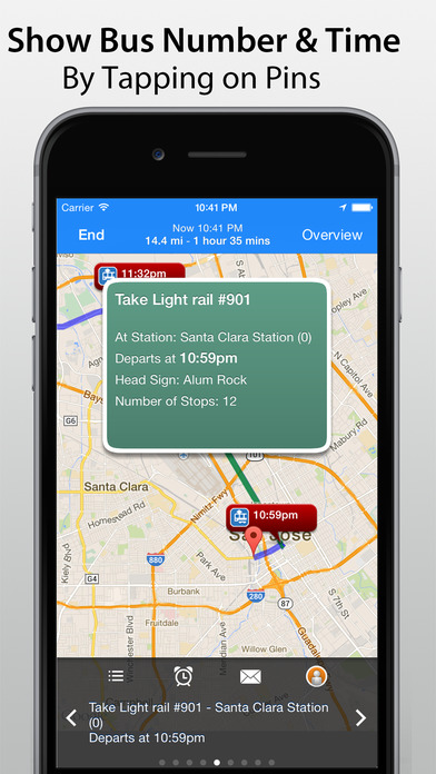 Transit ~ Directions with Public Transportation Screenshot