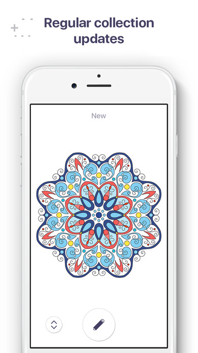 Colouring Book for Me - Colouring pages for adults Screenshot
