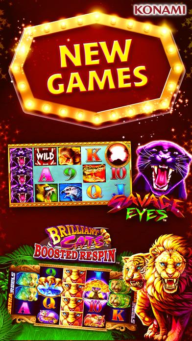 Free online konami slot machines