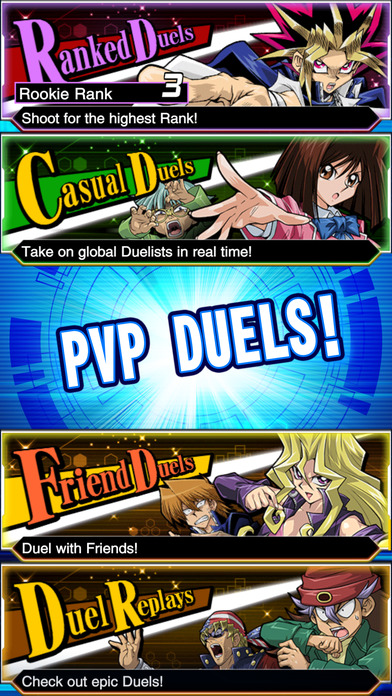 Yu-Gi-Oh! Duel Links IPA Cracked for iOS Free Download