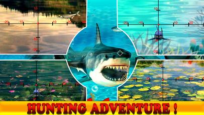 Flying Hungry Shark Attack Limbo Adventure-3