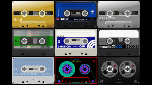 Cassette Gold Screenshot