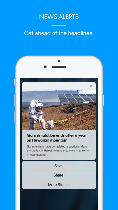 Courier-Post Screenshot on iOS