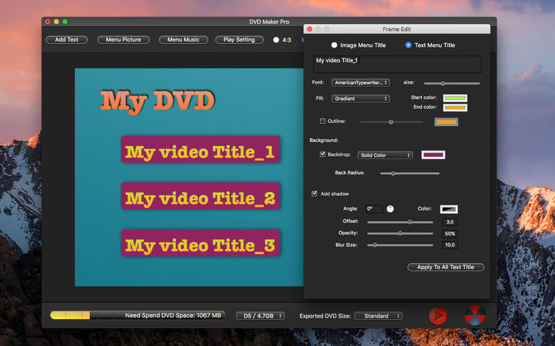 DVD Maker Pro – Video Photo Burn DVD Creator | Best Apps and Games