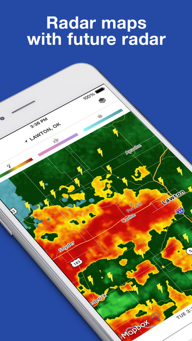 The Weather Channel: Forecast, Radar & Alerts Screenshot