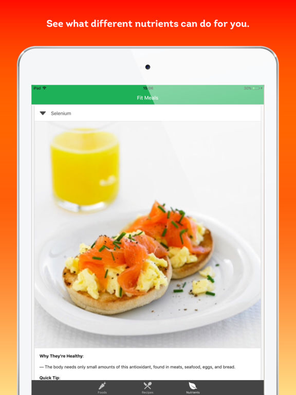 Fit Meals - healthy recipes and diet ingredients IPA Cracked