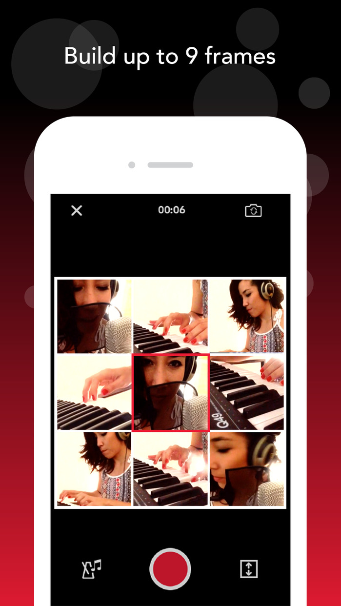 Acapella from PicPlayPost Screenshot