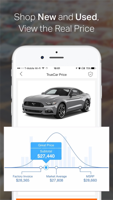 truecar the car buying app find new used cars on the app store. Black Bedroom Furniture Sets. Home Design Ideas