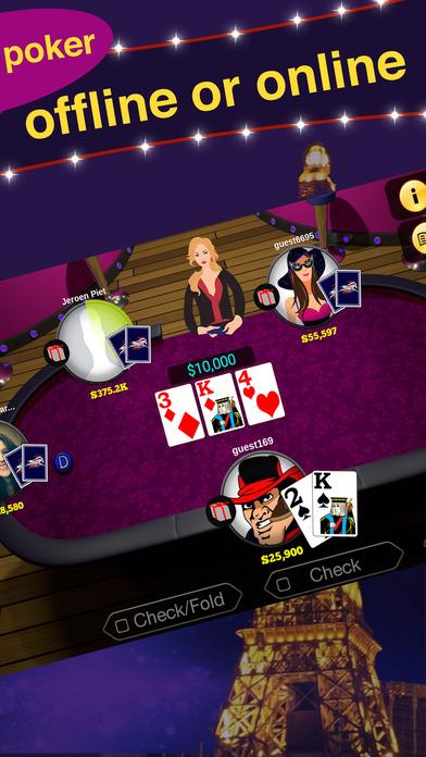 App Shopper: Poker Online & Offline (Games)