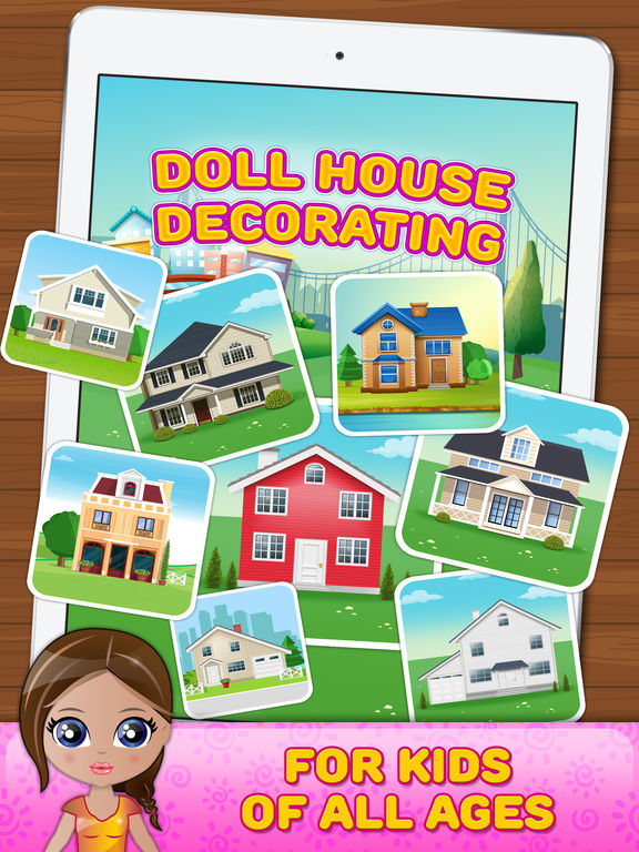 App Shopper: Doll House Decorating Game (Games
