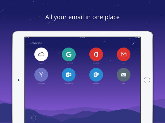 Newton Mail - Email for Gmail, Outlook & Exchange Screenshot