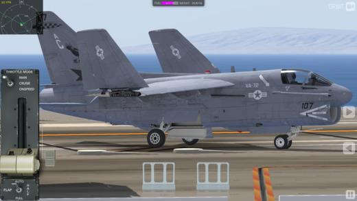 Carrier Landing - Aircraft Flight Simulator Screenshots