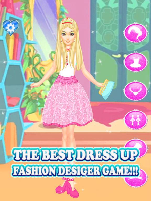 App Shopper: Princess Make up Spa and Dress up Games (Games)