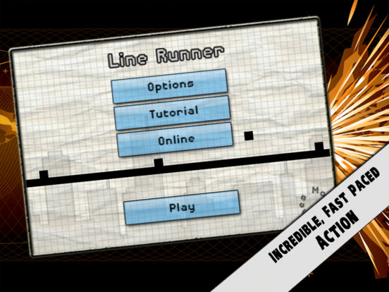 Line Runner Screenshot