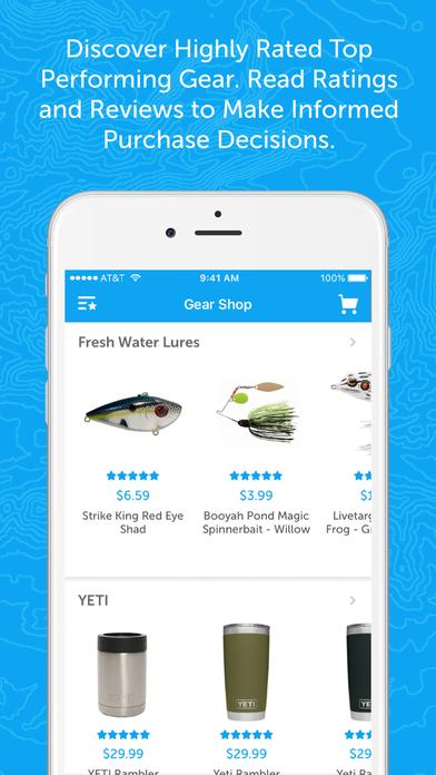Fish Tracker App Iphone
