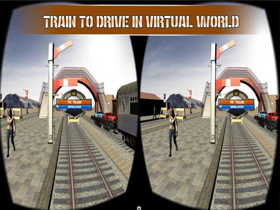 VR Train Cargo Simulator : 2017 - App - AppsMeNow!