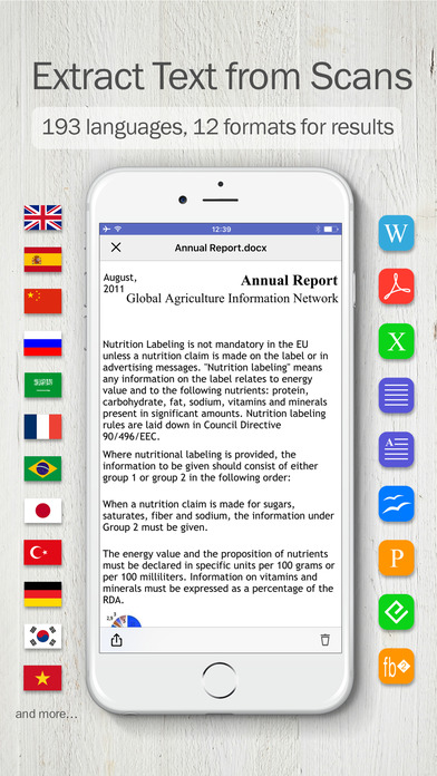 FineScanner Pro - PDF Document Scanner App + OCR :: iPAHub