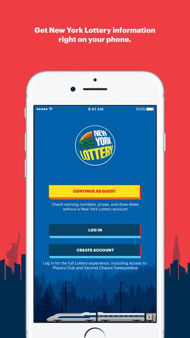 lotto app scan ticket