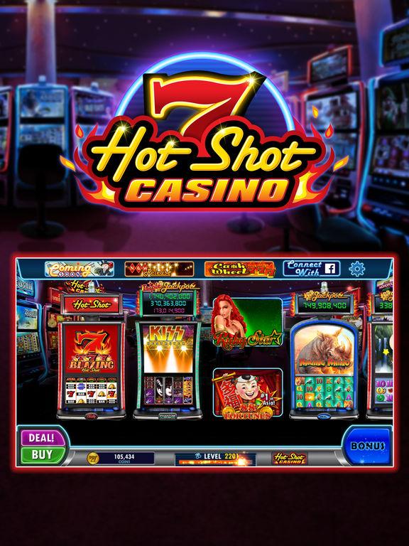7 Hot Shot Slots