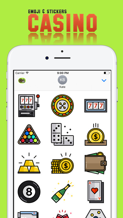 Casino Emoji