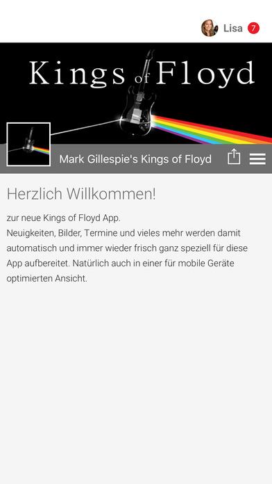 App Shopper Kings Of Floyd Music