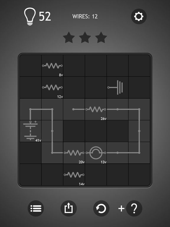 Light This Up - Learning Math for Circuit Flow Screenshot