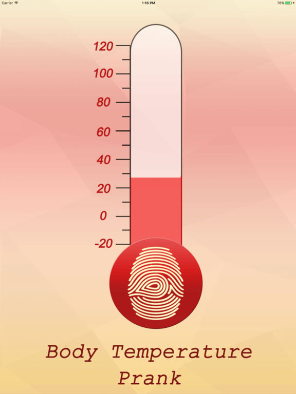 Digital Thermometer App For Iphone
