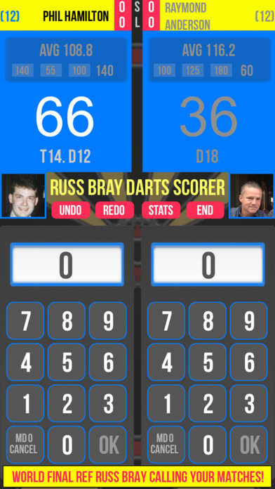Russ bray darts scorer online dating 9
