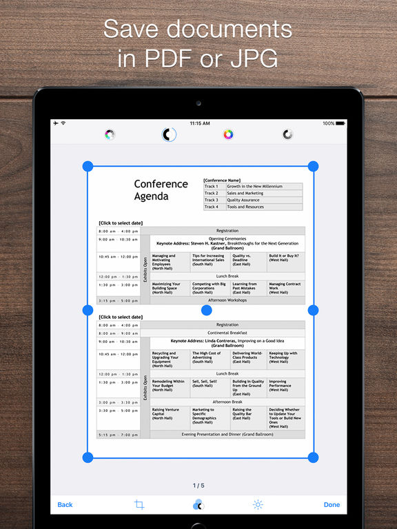iScanner - PDF Document Scanner App Free by Ascella Mobile Inc