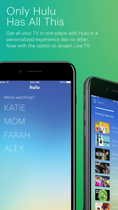 Hulu with Live TV App Download - Android APK