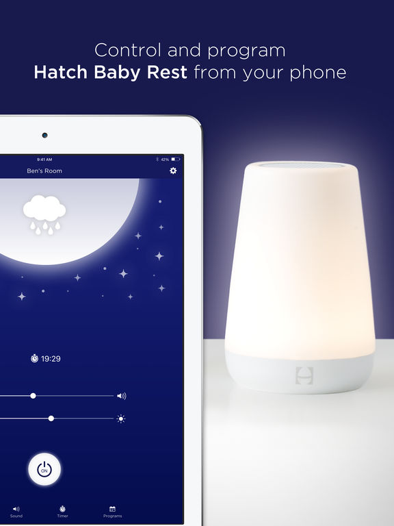 App Shopper Hatch Baby Rest Night Light And Sound