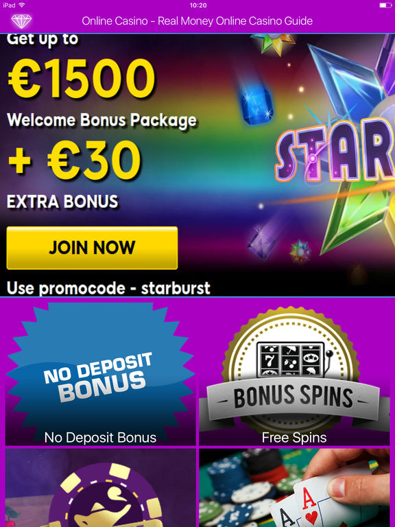 Free Online Casino Real Money