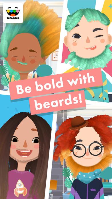 toca boca hair salon 3 play online