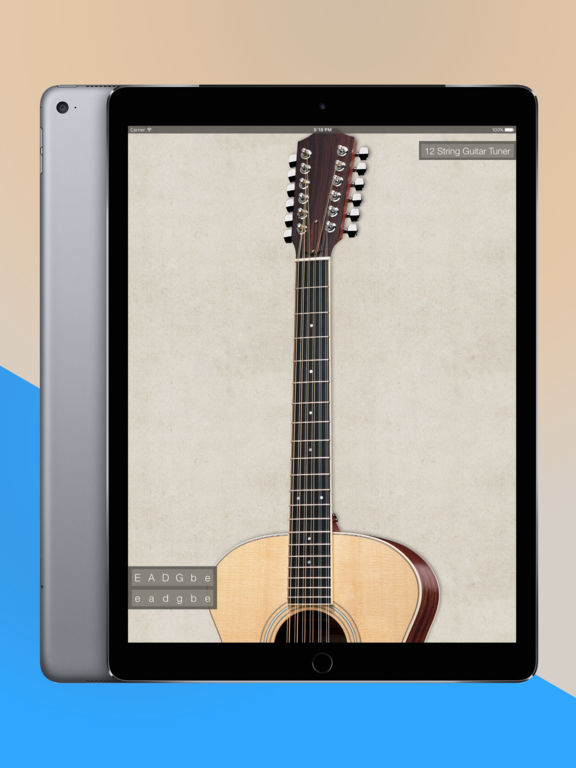 12 string guitar tuner app price drops. Black Bedroom Furniture Sets. Home Design Ideas