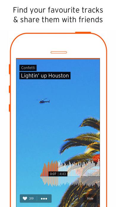 SoundCloud - Music & Audio Screenshot