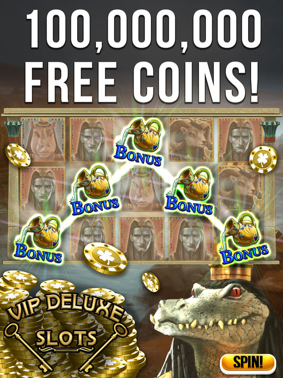 Vip deluxe free slot machine