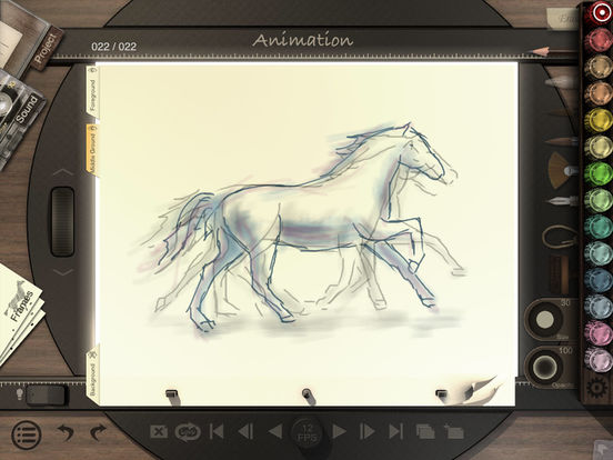 Animation Desk Classic - Create Animated Videos Screenshot