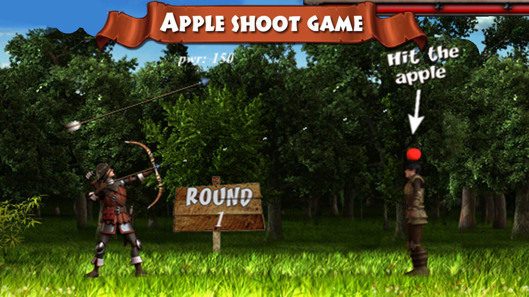 Archery! King of bowmasters skill shooting games Screenshot