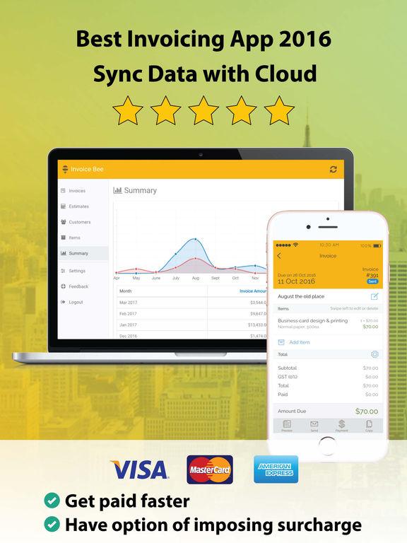 best free invoice app for ipad hardhost info