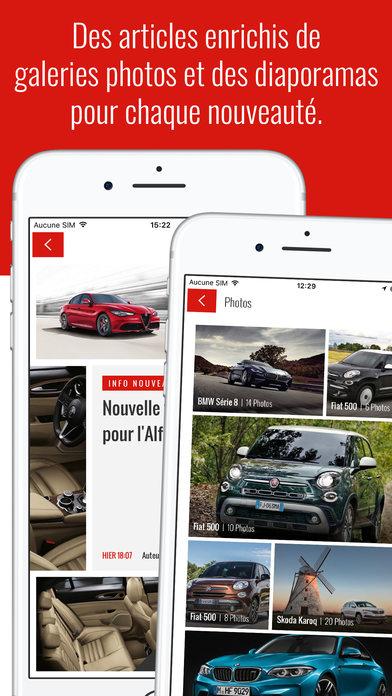 auto plus actu et essais auto news f1 et cote on the app store. Black Bedroom Furniture Sets. Home Design Ideas