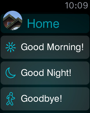 SmartThings Mobile Screenshot