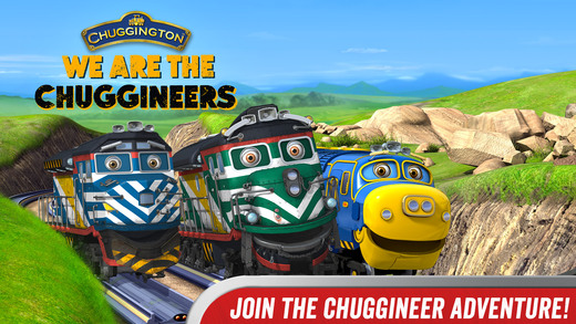 Chuggington - We are the Chuggineers Screenshots