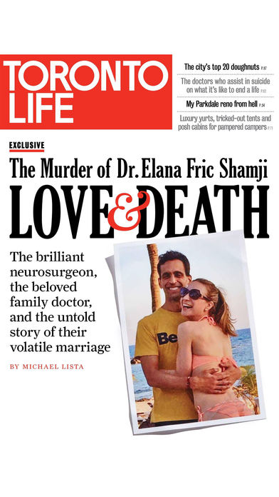 Toronto Life Magazine On The App Store
