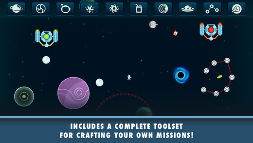 Gravitations - Player Made Missions Screenshot