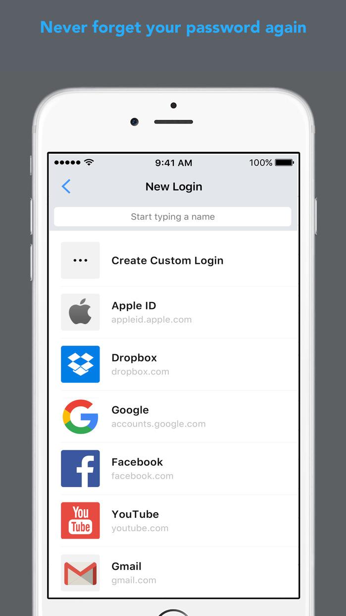 Password Secure Manager App - Safe for Hide & Lock Screenshot