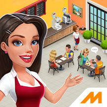 My Cafe: Recipes & Stories - World Restaurant Game