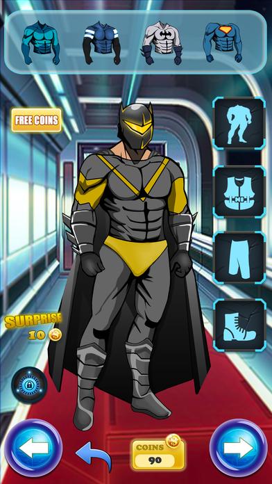 App Shopper Create Your Own Man Superhero Comics Book